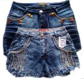 SHORT JEANS ADULTO NANA C-344321